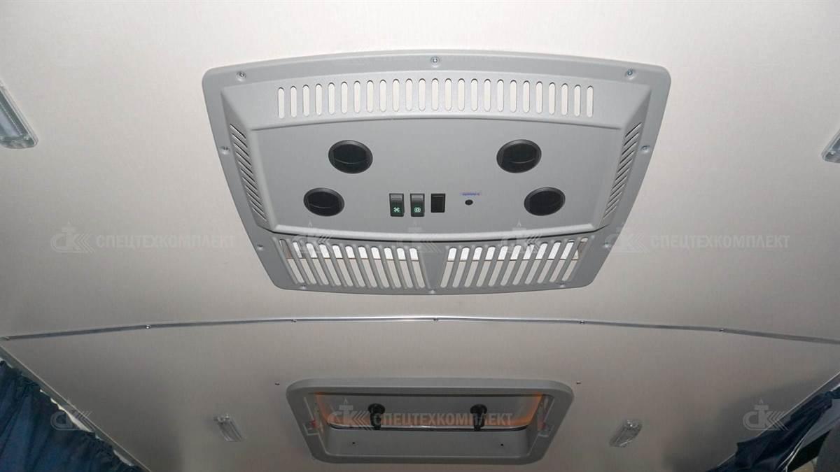 DSC03783 2 - Установка кондиционера Webasto Compact Cooler 8
