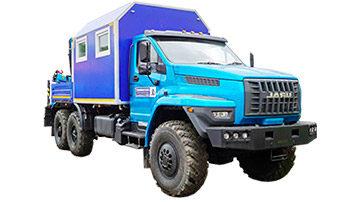 Мастерская с КМУ 4320-6951-72 АРОК