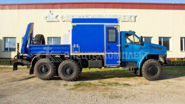 Мастерская (АРОК) Урал 4320-6951-72 2