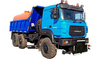 KDM 350x202 - Цементировочный агрегат СИН32 без ВПБ на шасси Урал 4320-4972-80