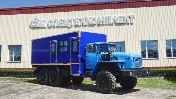 Вахтовый автобус на шасси Урал 4320-1951-72 1