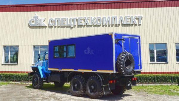 Вахтовый автобус на шасси Урал 4320-1951-72 3