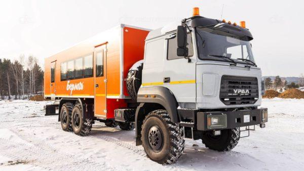 Вахтовый автобус Урал 4320-4971-80 1