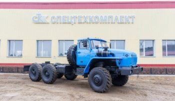 Шасси Урал 5557-1151-60