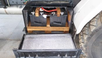 Цементировочный агрегат АЦ-32У на шасси Урал 4320-6951-72Г38