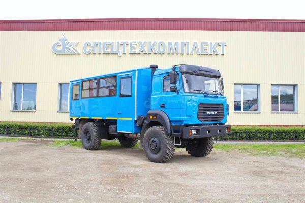 Вахтовый автобус Урал 32552-3013-79 1