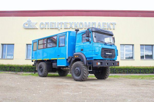 Вахтовый автобус Урал 32552-3013-79 2