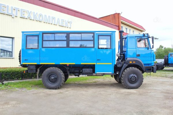 Вахтовый автобус Урал 32552-3013-79 3