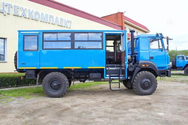 Вахтовый автобус Урал 32552-3013-79 4