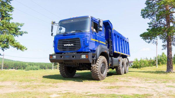 Самосвал Урал 6370К-0121-30 1