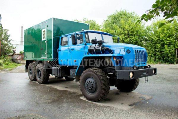АИС-1 на шасси Урал 4320-1951-72