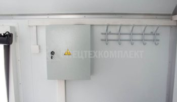 Мастерская с КМУ ИМ 50 Урал 4320-1951-60