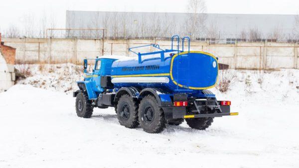 АЦПТ-6 Урал 5557-1112-60