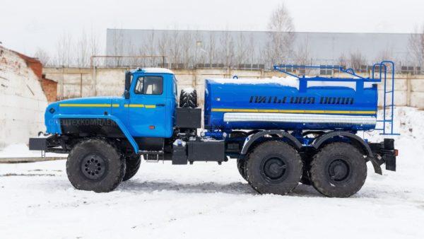 АЦПТ-6 Урал 5557-1112-60 2