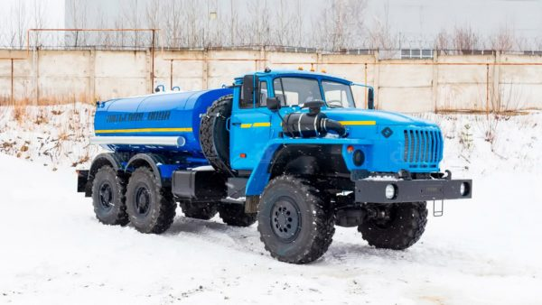 АЦПТ-6 Урал 5557-1112-60 1