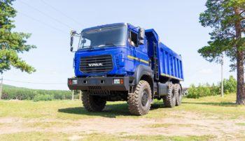 Самосвал Урал 6370К-0121-30