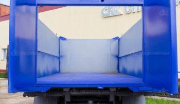 Самосвал 58312D на шасси Урал 4320-1921-60