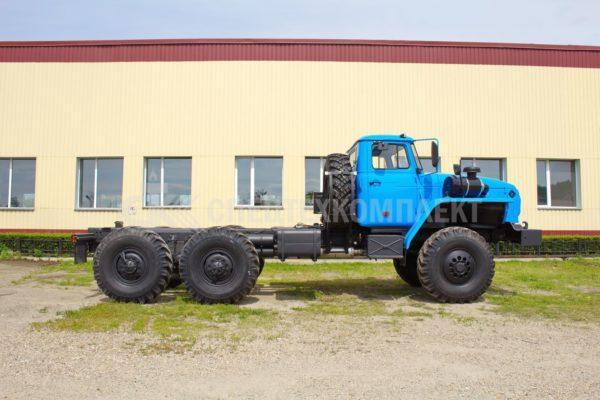 Шасси Урал 4320-1116-61Е5