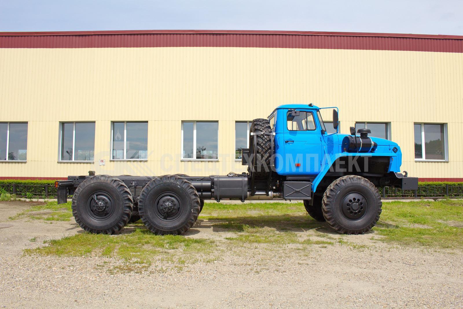 Шасси Урал 4320-1112-73Е5 1