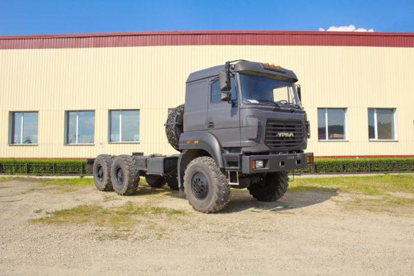 Шасси Урал 5557-4512-82Е5