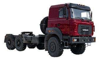 Седельный тягач Урал 44202-3511-82М Е5