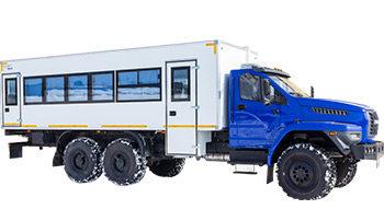 Вахтовый автобус Урал 4320-6951-72