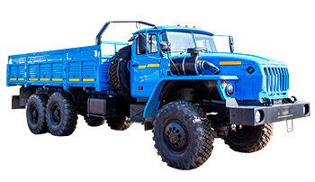 Урал бортовой 4320-0911-60