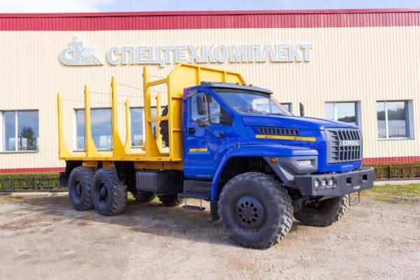 Cортиментовоз 5493S12 на шасси Урал Некст 4320-6952-72