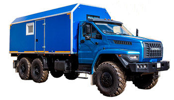 Транспортно-бытовой автомобиль (ТБМ) Урал NEXT 4320-6952-72