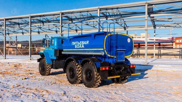 АЦПТ-6 на шасси Урал 4320-1151-61