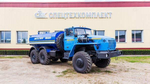 АЦПТ-6,6 УРАЛ-55571-1112-72