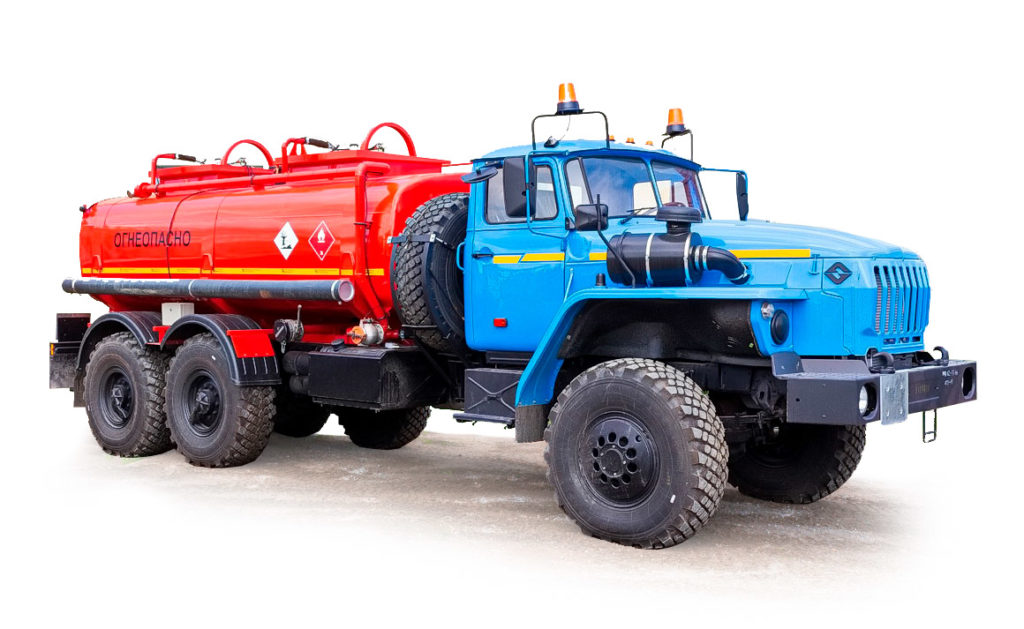 Цистерны и топливозаправщики 4320