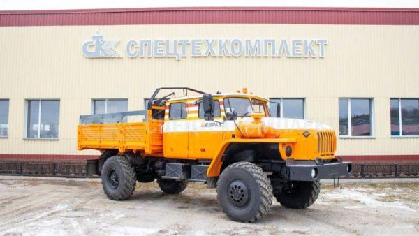 Урал бортовой 43206-0551-71
