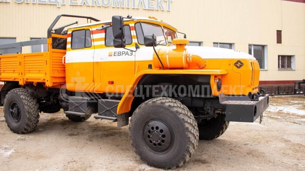 Урал бортовой 43206-0551-71 2