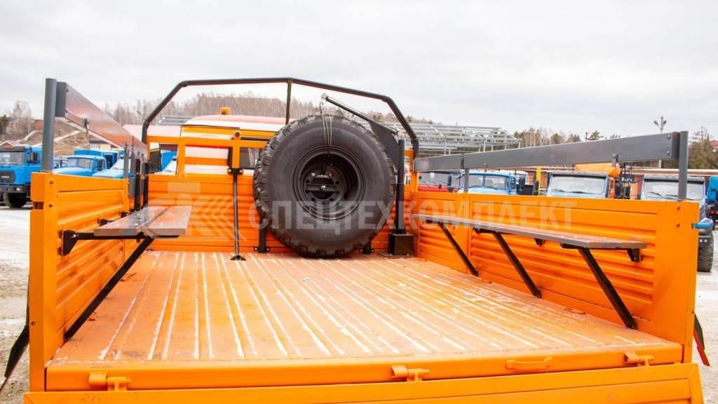 Урал бортовой 43206-0551-71 9