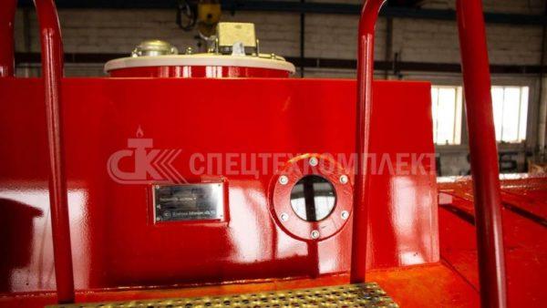 Прицеп-цистерна 8 м3