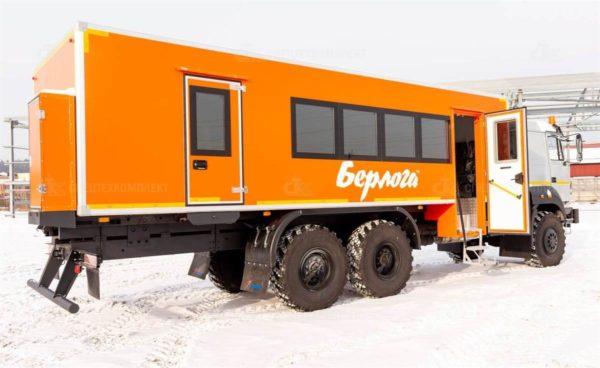 Вахтовый автобус Урал 4320-4971-80