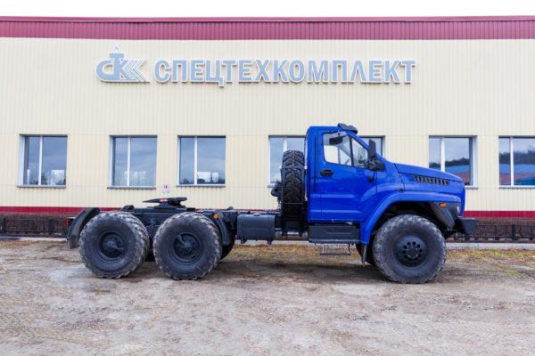 Седельный тягач Урал Некст 44202-5311-74