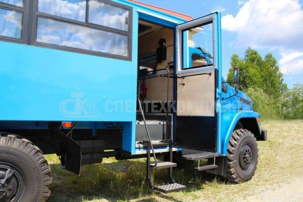 Вахтовый автобус Урал NEXT 32551-5013-71 9