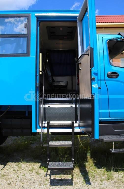 Вахтовый автобус Урал NEXT 32551-5013-71 8