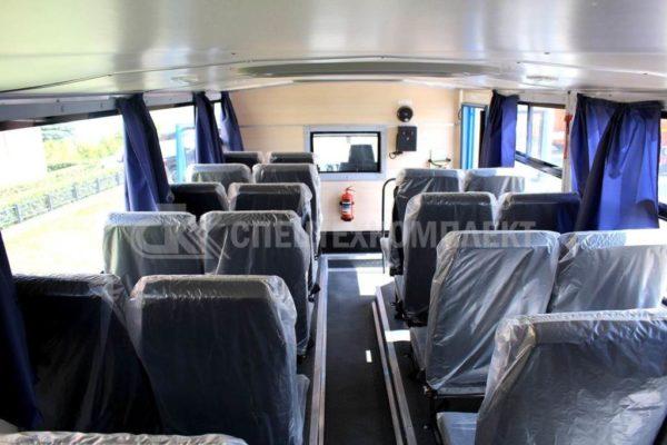 Вахтовый автобус Урал NEXT 3255-5013-71