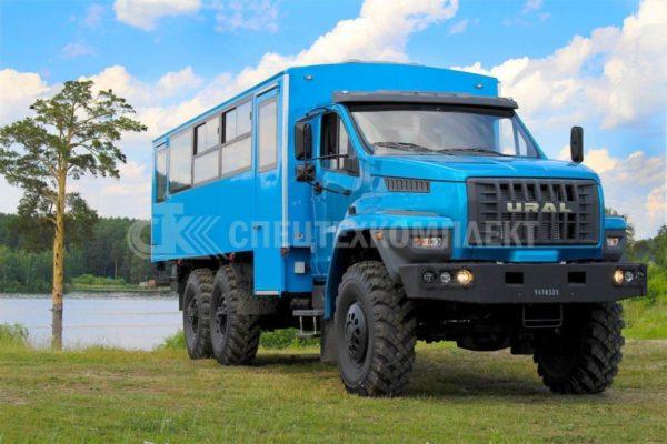 Вахтовый автобус Урал NEXT 32551-5013-71 4