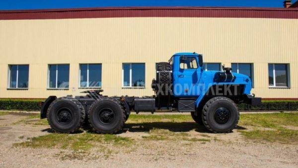 Седельный тягач Урал 44202-0311-60Е5 2