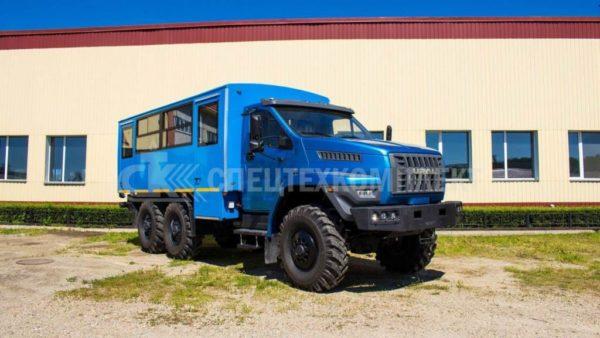 Вахтовый автобус Урал NEXT 32551-5013-71 1