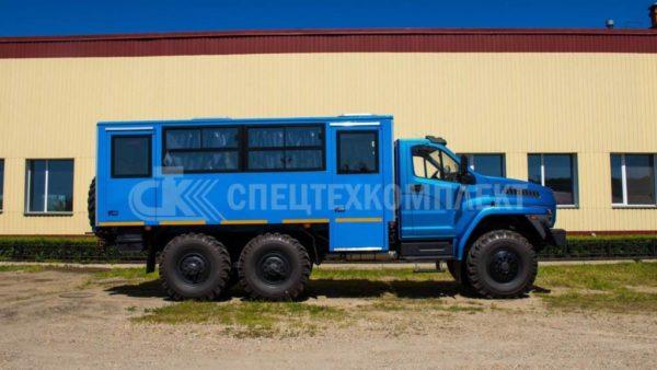 Вахтовый автобус Урал NEXT 32551-5013-71 2