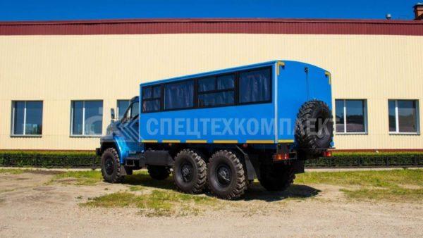 Вахтовый автобус Урал NEXT 32551-5013-71 3