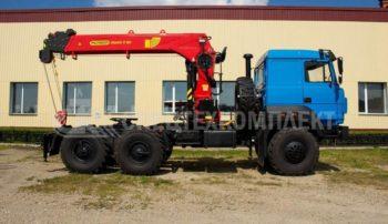 Седельный тягач Урал 44202-3511-82Е5 с КМУ IT-180