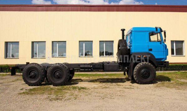 Шасси Урал 4320-4972-82Е5