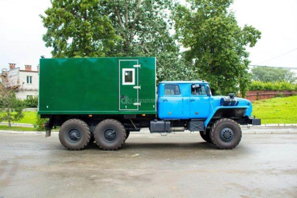 АИС-1 на шасси Урал 4320-1951-72 1