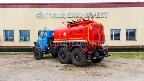 АТЗ-10 Урал 55571-1151-72
